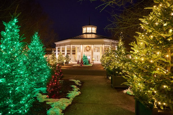 Christmas Lights In Charlotte 2020 Holidays at the Garden at Daniel Stowe Botanical Garden