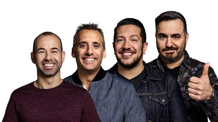 Impractical Jokers: The Scoopski Potatoes Tour August 9