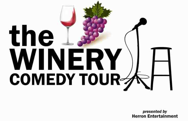 The Winery Comedy Tour