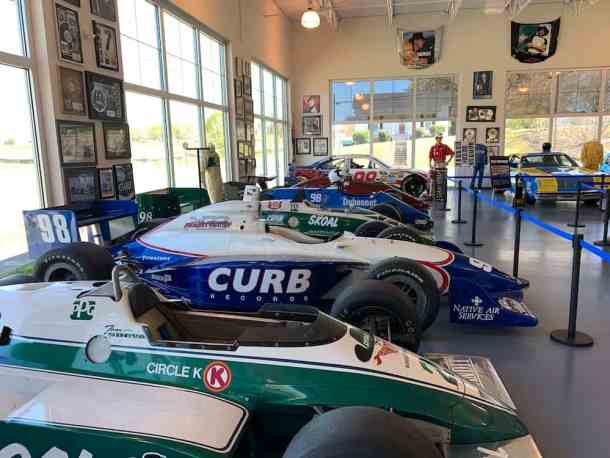 Curb Motorsports Museum