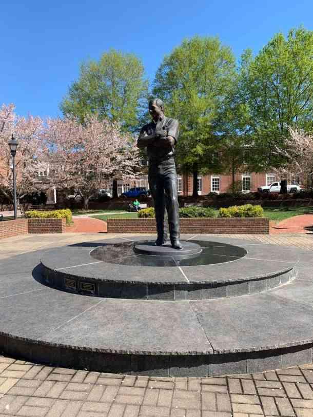 Dale Earnhardt Plaza Kannapolis