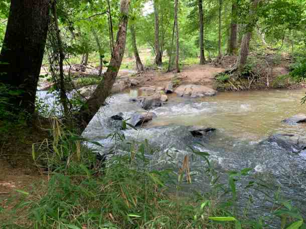 South Fork of Catawba River