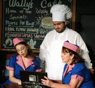 Wally's Café: Cheyenne, Daulton, and Charlene