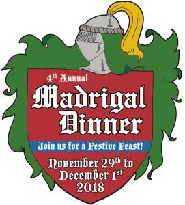 Madrigal Dinner 2018