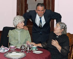 Abby, Jonathan and Martha