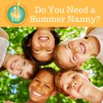Summer Nanny