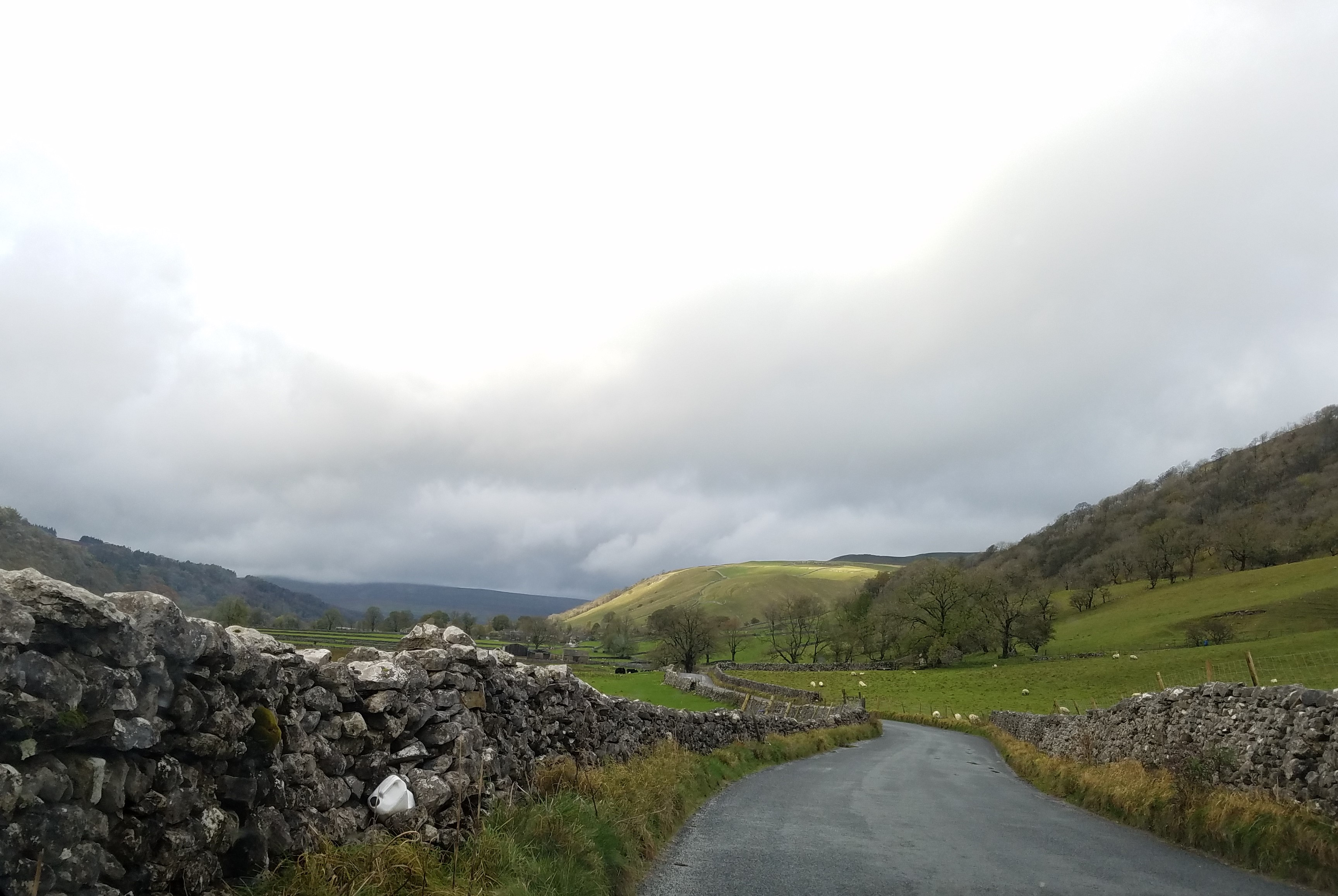 Yorkshire Dales – Getting There
