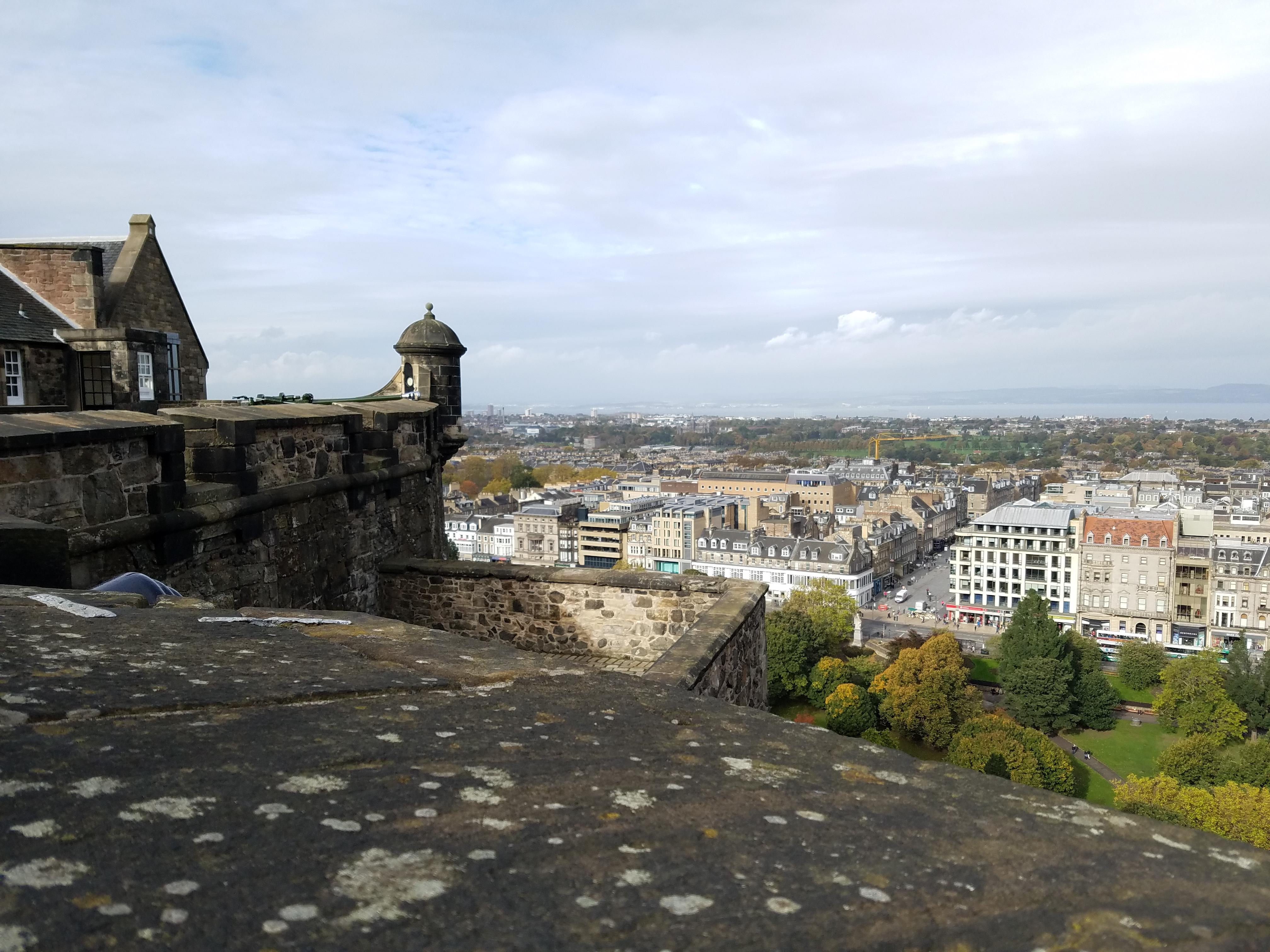 Edinburgh – Edinburgh Castle