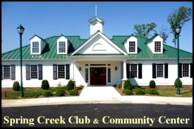 Spring Creek Clubhouse