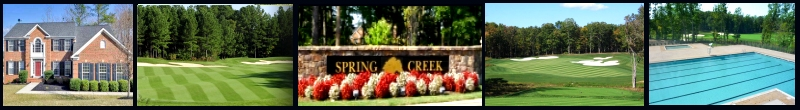 Spring Creek Golf