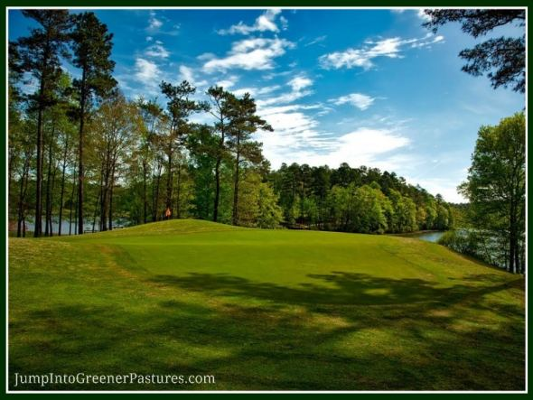 Central Virginia Golf Communities