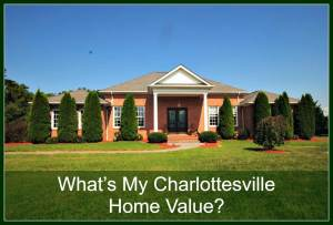 What's My Charlottesville Home Value?