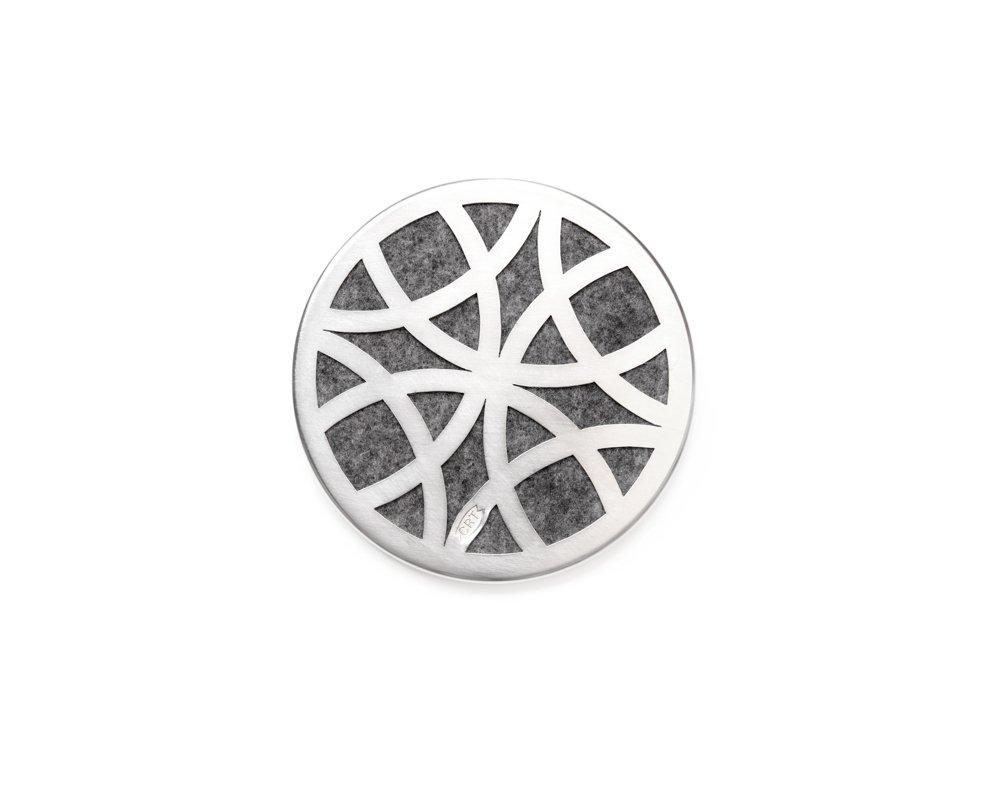 CIRCA Coaster Silver