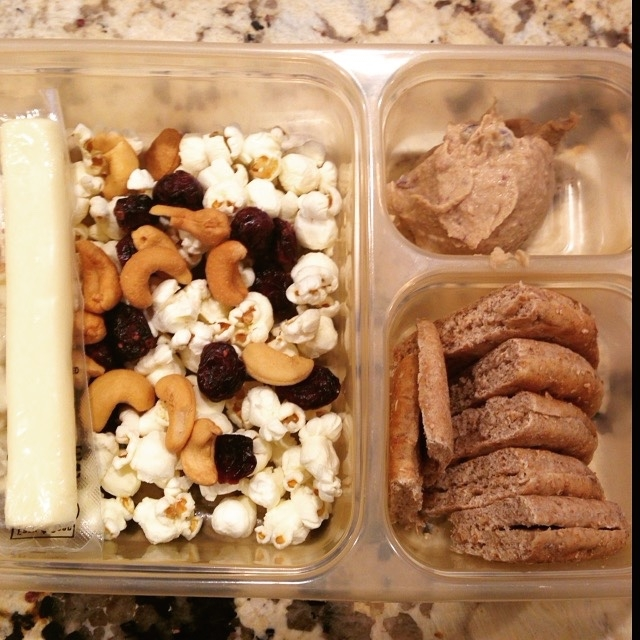 Back To School: Lunch Box Ideas