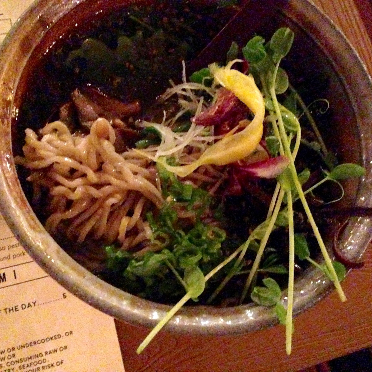 Weekend Vibes: Local Love & Ramen