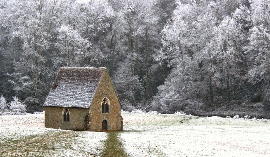Chapelle Saint-Céneri-le-Gérei