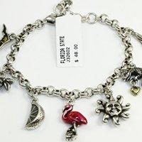 Brighton Florida State Charm Bracelet
