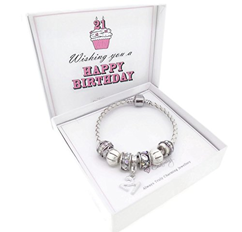 The Kiss X Together October Birthstone 925 Sterling Silver Bead Fits European Charm Bracelet