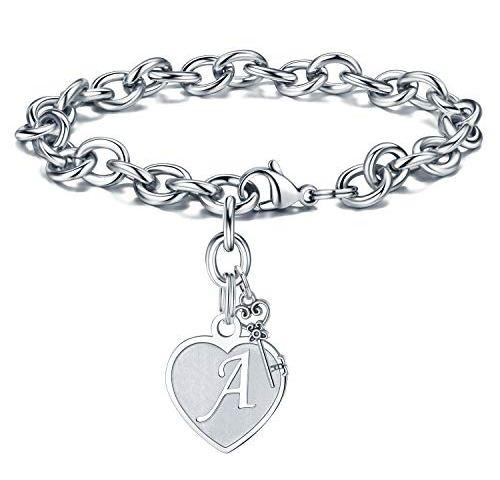 My Shape I Love Snow Skating Sports Charm Bangle Wire Bracelet for Teens Girls Women