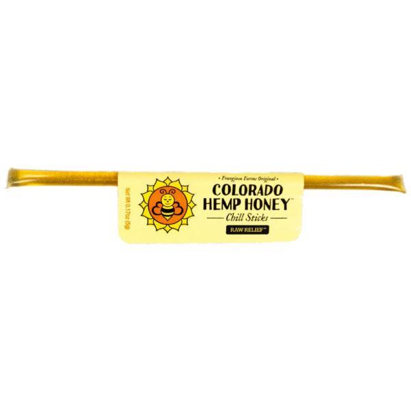 Colorado Hemp Honey CBD Honey Sticks