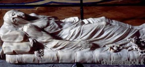 Il Cristo Velato nella Cappella di San Severo