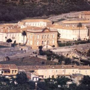 Veduta aerea del Complesso Monumentale del Belvedere di San Leucio