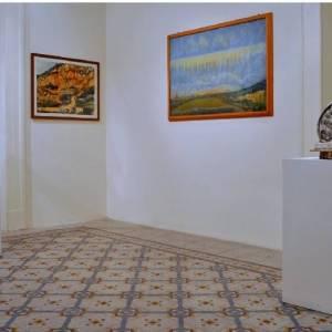 Quadri in mostra di Francesco Totino