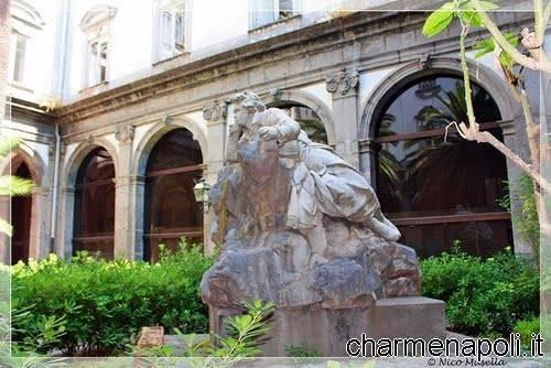 Conservatorio S. Pietro a Majella Napoli Ph Nicola Musella