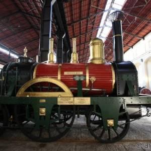 Esposizione al Museo Nazionale di Pietrarsa