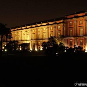 Museo Capodimonte di notte