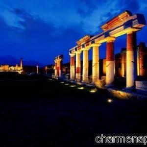 Pompei_di notte