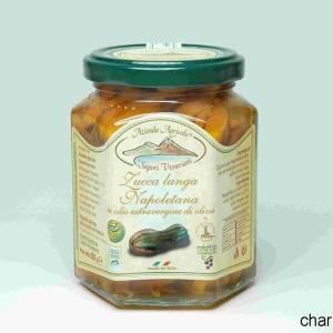 Sapori Vesuviani  confettura zucca lunga napoletana