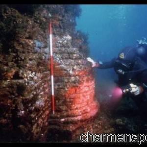 Baia sommersa sub
