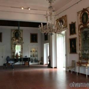 Interno del Museo Correale a Sorrento