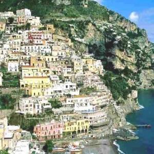 Il borgo di Amalfi
