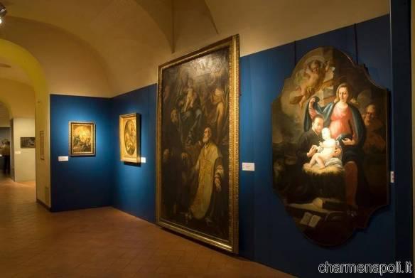 Mostra al museo diocesano di Napoli