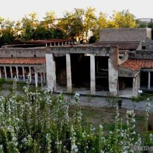 Oplonti, la villa di Poppea