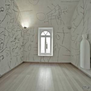 La sala di Mimmo Paladino