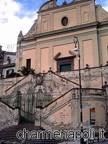 La parrocchia di Santa Maria Apparente a Napoli