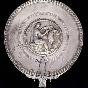 Specchio d'argento
