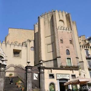 Facciata di San Domenico Maggiore
