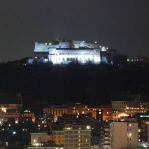 Certosa e Museo di San Martino visti di notte