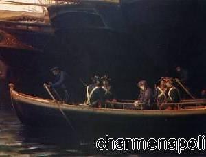 La Sanfelice riportata a Napoli in un quadro di Toma