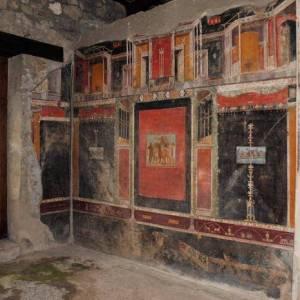 Interni  della domus Frontone