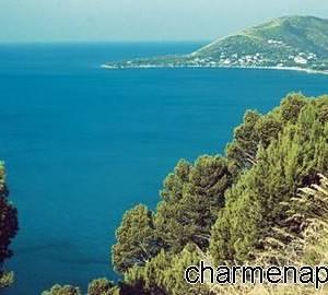Montecorice, veduta panoramica