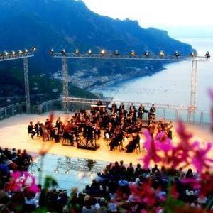 Il palco del Festival
