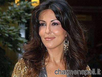 L'attrice romana Sabrina Ferilli