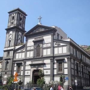 La chiesa di Santa Maria di Piedigrotta