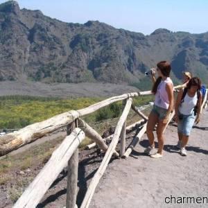 Turisti in escursione