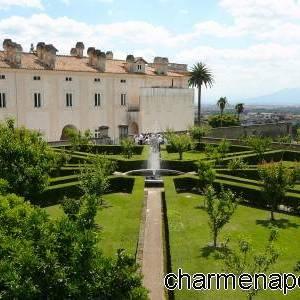 Caserta, il Real sito di San Leucio